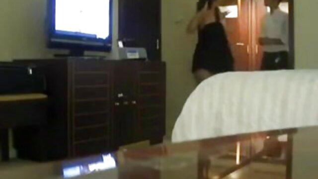 Asiático hotel los aficionados seco por dinero